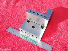 New listing Angle Plate Compound Machinist/Toolmaker Sp-136 Bolt On Inspection Grind Mill Qa