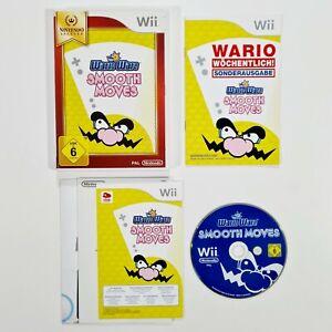 Nintendo Wii Spiel WARIO WARE SMOOTH MOVES dt. Partygame/Minispiele/Remote