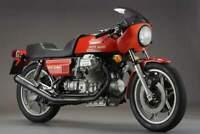 MOTO GUZZI 850 V LE MANS 1976-1984 FRONT STAINLESS BRAIDED BRAKE KIT MOTOGUZZI
