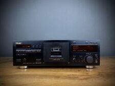 TEAC V-3000 Stereo Cassette Tape Deck (1990). Made in Japan. 99p NR