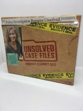 Unsolved Case Files | Harmony Ashcroft Case Game | Pressman NEW & FACTORY SEALED
