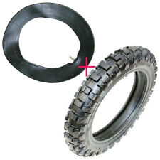 2.5-10 Tire & Tube Set for Baja, Honda, Minimoto, Motovox, & Razor Dirt Bikes