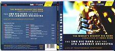 The SWR Big Band - World's Biggest Big Band   NEU!!!Ohne Folie!!!