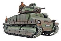 New Tamiya 1/35 Military Miniature Series France Medium Tank SOMUA S35 model kit