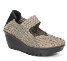 Bernie Mev Lulia Casual Wedge Platform Mary Jane Shoe, Sz 40, NEW IN BOX