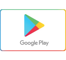 Google Play Gift Code - $25 $50 or $100 - Fast email delivery