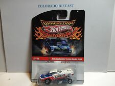 Hot Wheels Drag Strip Demons White Don Prudomme's Army Snake Vega