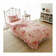 My Melody Bed cover single twin comforter Sanrio Kawaii Hello Kitty anime japan