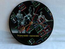 Fine mentes jóvenes caníbales sospechosa 7 pulgadas Reloj de vinilo original + batería
