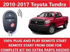 PLUG & PLAY REMOTE START 2010-2017 TOYOTA TUNDRA