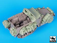 M 4 Mortar carrier big accessories set, T35123, BLACK DOG, 1:35