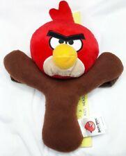 Angry Birds Plush RED SLINGSHOT Bird Stuffed Animals Toys Rovio Plushie