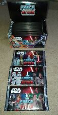 Box Topps Star Wars Force Attax, 24 card game (2010)