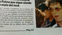 Lou Reed En Palma..