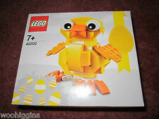 LEGO EASTER CHICK 40202 - NEW/BOXED/SEALED