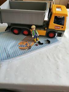 !!!Achtung!!! Playmobil Großer Muldenkipper(3265)