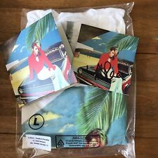 La Roux - Trouble In Paradise Cd Signed Autographed & T Shirt Size  Large