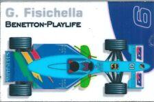 Aimant magnet Prost 1999 Formule 1 Formula 1 F1 Giancarlo Fisichella Benetton