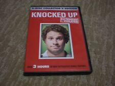 Knocked Up DVD (2007) 3-Disc Collector Edition