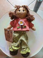 Rarissima Bambola My Doll Peluche Alta 27 Cm