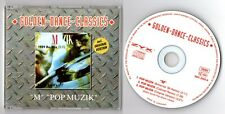 M Maxi-CD POP MUZIK 1989 Re-Mix - Golden Dance Classics # GDC 2052-8 - 3-track