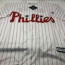 Bryce Harper Philadelphia Phillies Replica Throwback Jersey Mens Size Small
