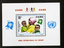 Zaire Stamps # 927 Xf Og Nh S/S