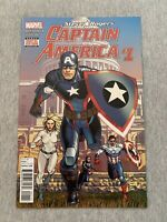 HAIL HYDRA Marvel STEVE ROGERS CAPTAIN AMERICA # 1 Comic 1st Print NM MCU 🔥 NM!