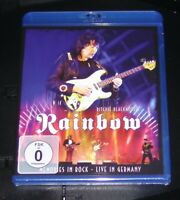 RITCHIE BLACKMORE´S RAINBOW MEMORIES IN ROCK LIVE IN GERMANY BLU RAY NEU & OVP