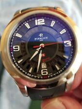 Perrelet Titanium 3 Hands Date Automatic Watch A5007/1, MSRP: $3,100