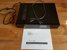Pioneer N-50A Highres Netzwerkplayer schwarz
