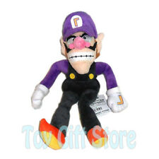 "Waluigi 11"" New Super Mario Bros. Plush Doll Stuffed Toy"