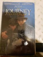 The Journey of Natty Gann (VHS, 2002) Clamshell Case brand new sealed