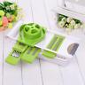 Gemüseschneider Set 7tlg Zerkleinerer Alles schneider Küchenreibe Gemüsehobel