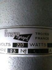 gravograph motore tipoR3 NUOVO