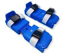 Bob Skates - adjustable strap on two runner ice skates
