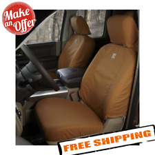 Covercraft Carhartt Mossy Oak Camo SeatSaver Front Row Custom Fit Seat Cover for Select Dodge Sprinter 2500//Sprinter 3500 Models Duck Weave SSC2386CAMB Break-Up Country