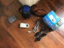 Sony Cyber-shot DSC-P100 Digital Camera w/ Carrying Case