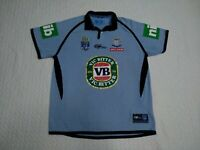 NSWRL State of Origins Blues Classic Rugby League Jersey