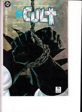 BATMAN : THE CULT nº 2  POR bernie wrightson. ZINCO.