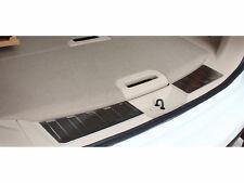 2pcs Inner Rear Bumper Guard Plate Trim For Nissan Rogue X-Trail 2014 2015 2016