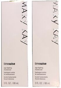 Mary kay timewise moisturiser X 2: Age Fighting - Normal to dry skin. Brand New