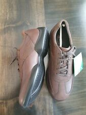 Aetrex Gramercy Collection Wave Lace Up Mens Leather Shoes G691MM125 Size 8.5W