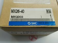 SMC CYLINDER SLIDE TABLE MXQ16-40CS NEW MXQ1640CS