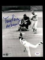 Tony Perez PSA DNA Coa Hand Signed 8x10 Photo HOF 2000 Autograph