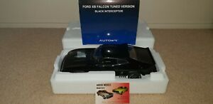 "1:18 Autoart Ford XB GT Falcon Coupe Mad Max ""Last of the V8 Interceptors"""