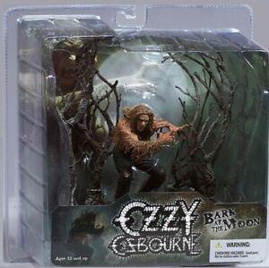 McFarlane Ozzy Osbourne Bark at the Moon Figure