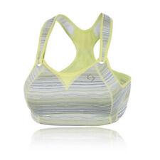 Moving Comfort Damen Fiona Sport Support Bh Top Schwarz Atmungsaktiv Flexibel