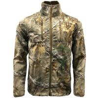 Mens Camouflage Multi Pocket Softshell Camo Jacket