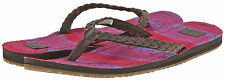 NEW sanuk 7.5 8 39 SANDALS FLIP FLOP SHOES YOGA MAT Pink Poncho Viva Leather